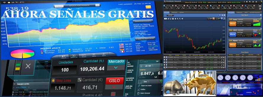 Señales opciones binarias español